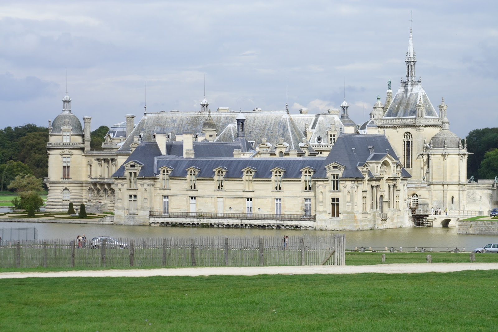 Misturadeafectos o ch teau de chantilly - Chateau de chantilly adresse ...