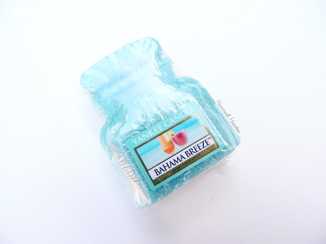 REVIEW: Yankee Candle Bahama Breeze Tart