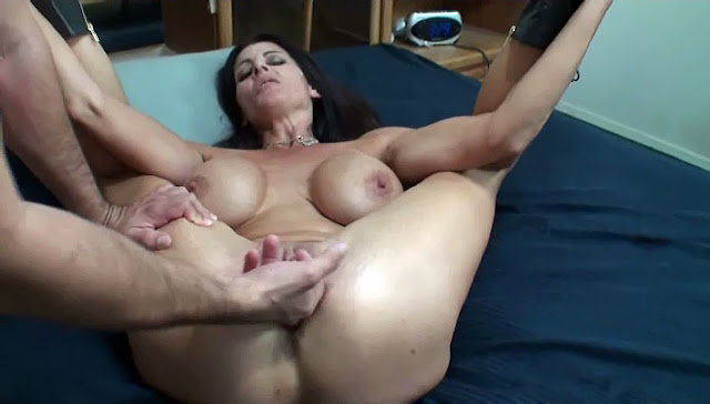 Real mother son anal, ronny white porn