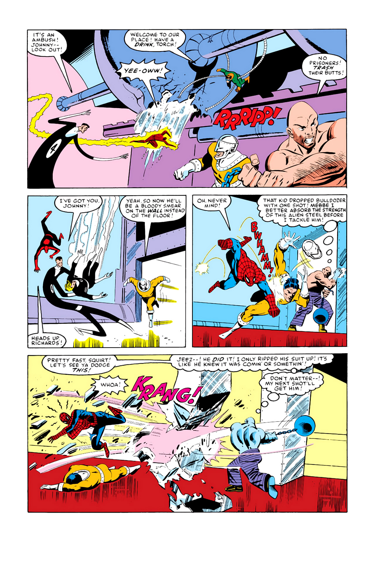Captain America (1968) Issue #292i #216 - English 7