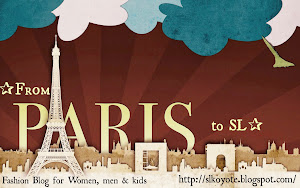 ✰From Paris to SL✰