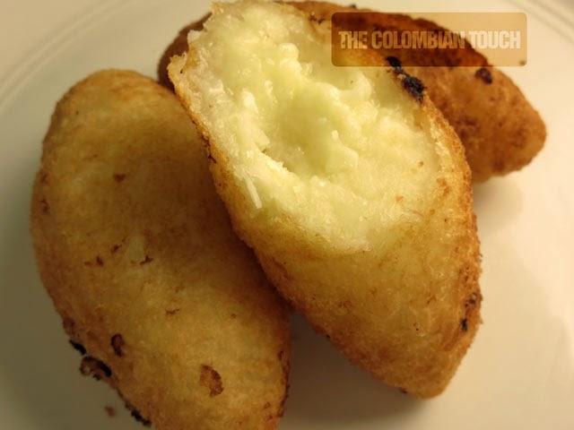 caribañola de queso