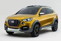 Datsun Go-cross Concept (2015) Front Side