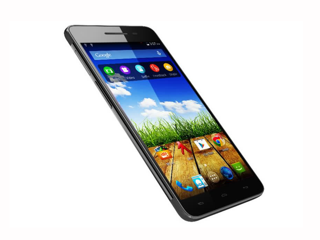 Micromax Canvas 4 Plus: 5-inch AMOLED Display With Octa-core Processor