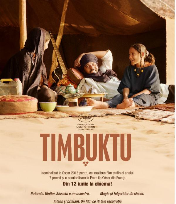 Timbuktu Abderrahmane Sissako
