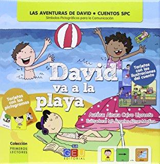 David en la Playa