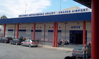 aeroporto di araxos