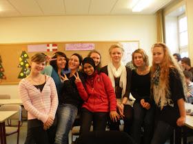 miss my classmatez..freunde..