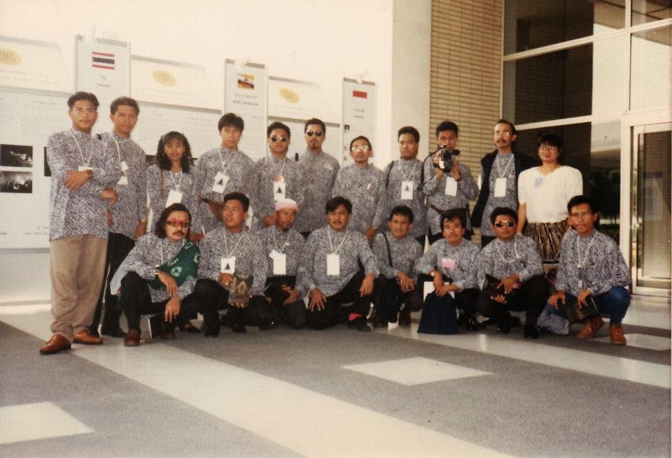 3rd ASEAN Theater Festival 2003 @ Bangkok
