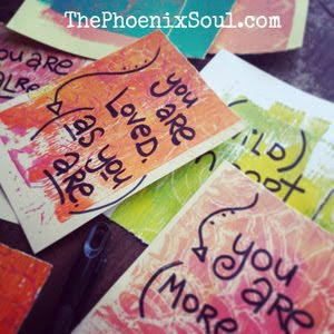 I READ THE PHOENIX SOUL MAGAZINE, a monthly indie publication with art and heart.