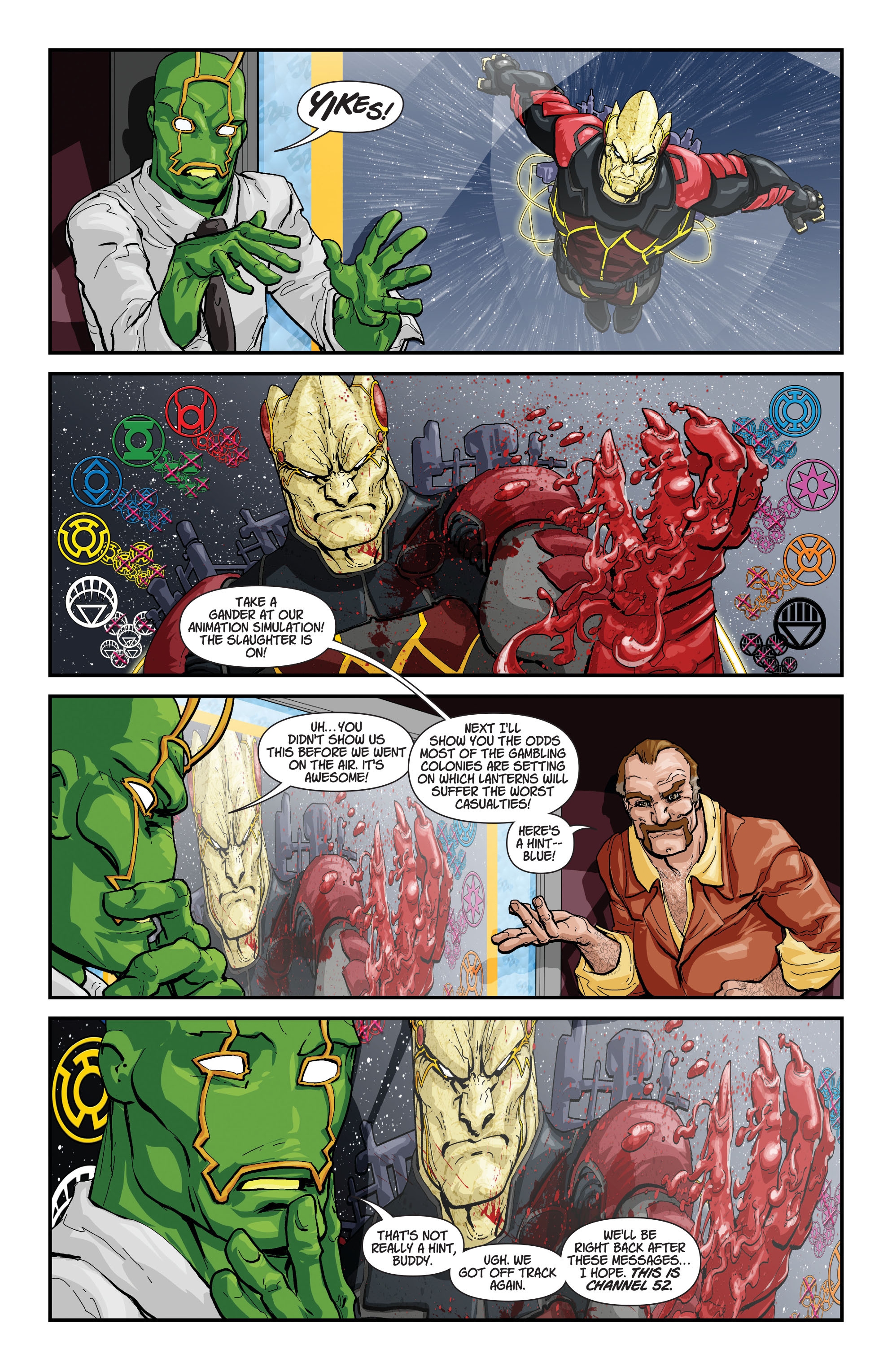 Constantine 7 Page 23