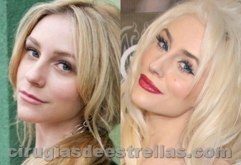 Courtney Stodden antes y después