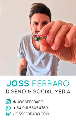 Joss Ferraro