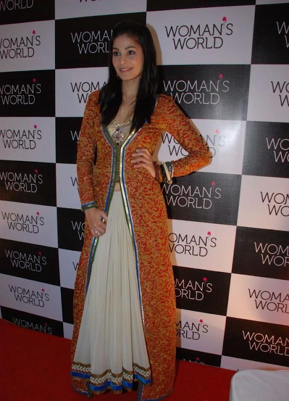 Pooja Puja Gupta  Latest HQ Wallpaper at Womans World Logo Launch unseen pics