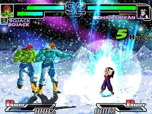 DragonBall Heroes mugen freeware game