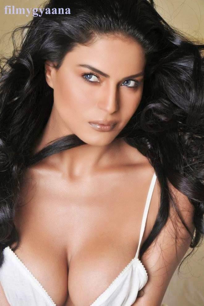 veena malik hot cleavage pics
