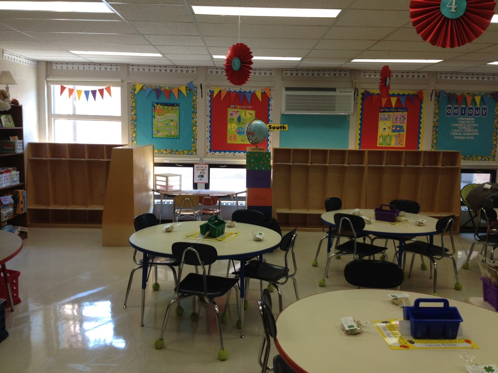 Classroom Ideas To Go ~ First grader at last classroom pics oh the places
