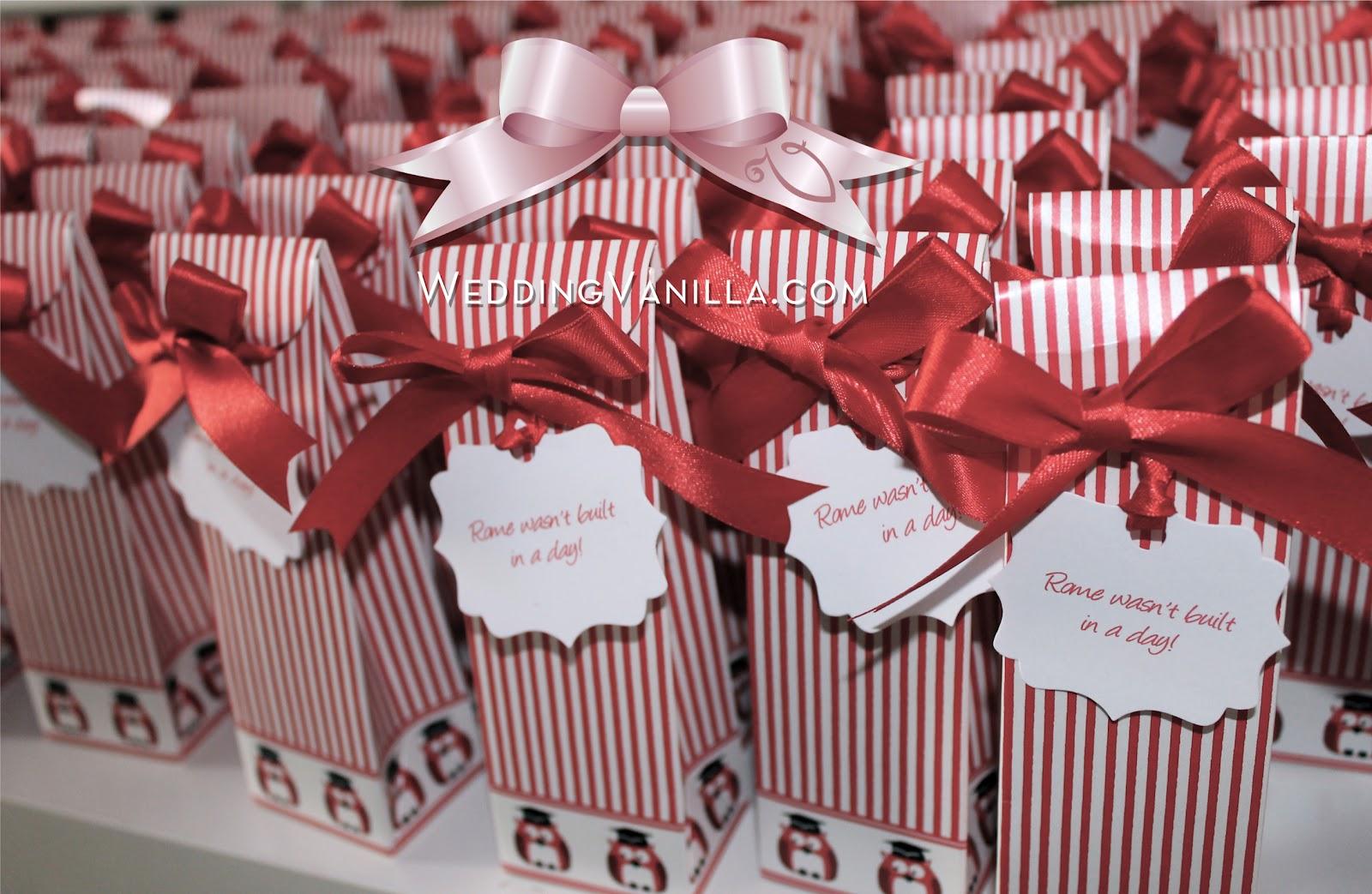 Souvent Vanilla Wedding Design: Le nostre idee per la tua festa di laurea VM01