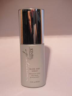 kenra platinum blow dry spray review
