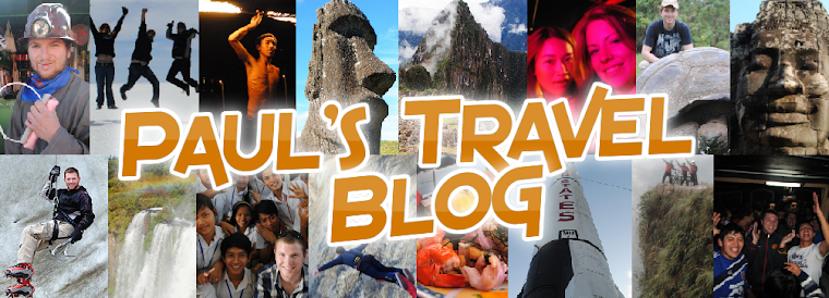 Paul's Travel Blog