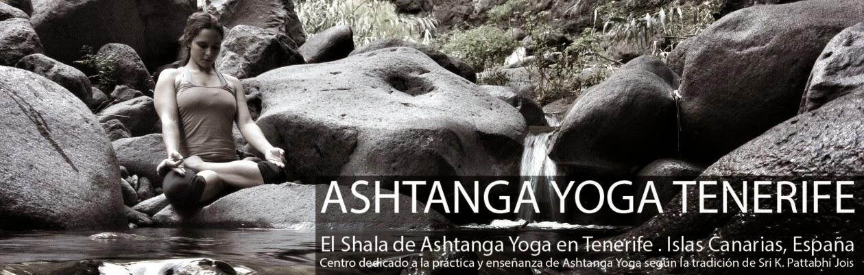 Descubre Ashtanga Yoga Tenerife