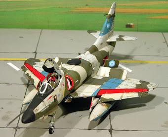 """""""A.4C Skyhawk"""" 1/48"""