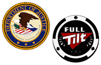 Department of Justice & Full Tilt Poker