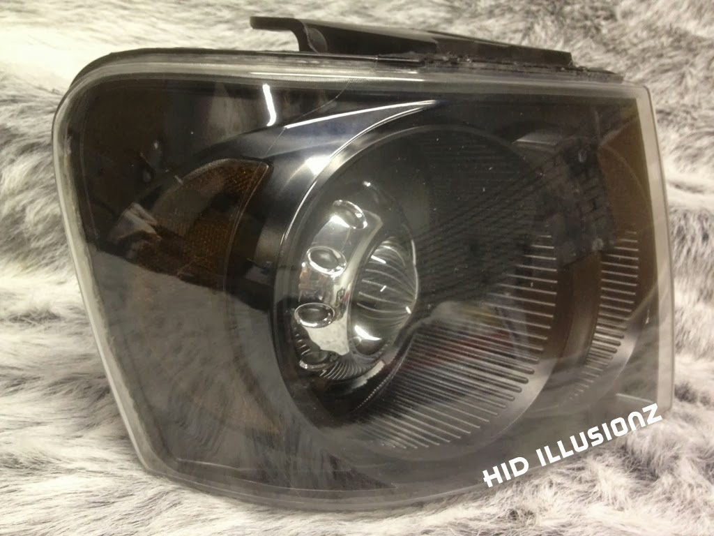 Hidillusionz Lifetime Warranty Hid Retrofit Projector