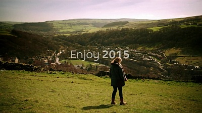 Sizzle Reel: BBC One 'Enjoy 2015' Trailer - Song / Music