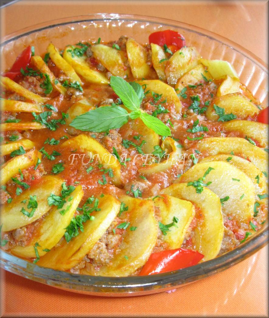 Patates Musakka