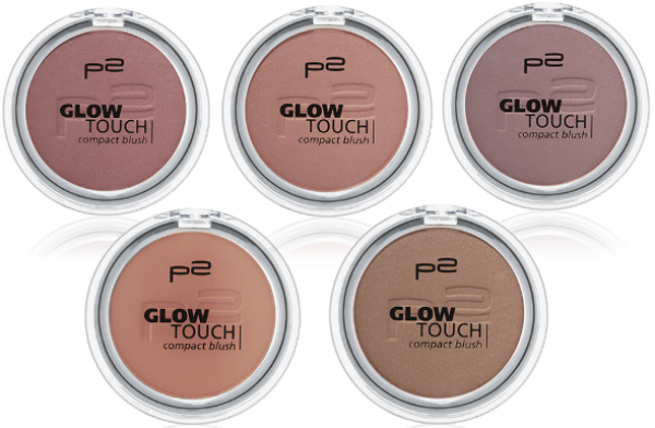 p2 glow touch compact blush