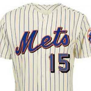 Camisa Mets