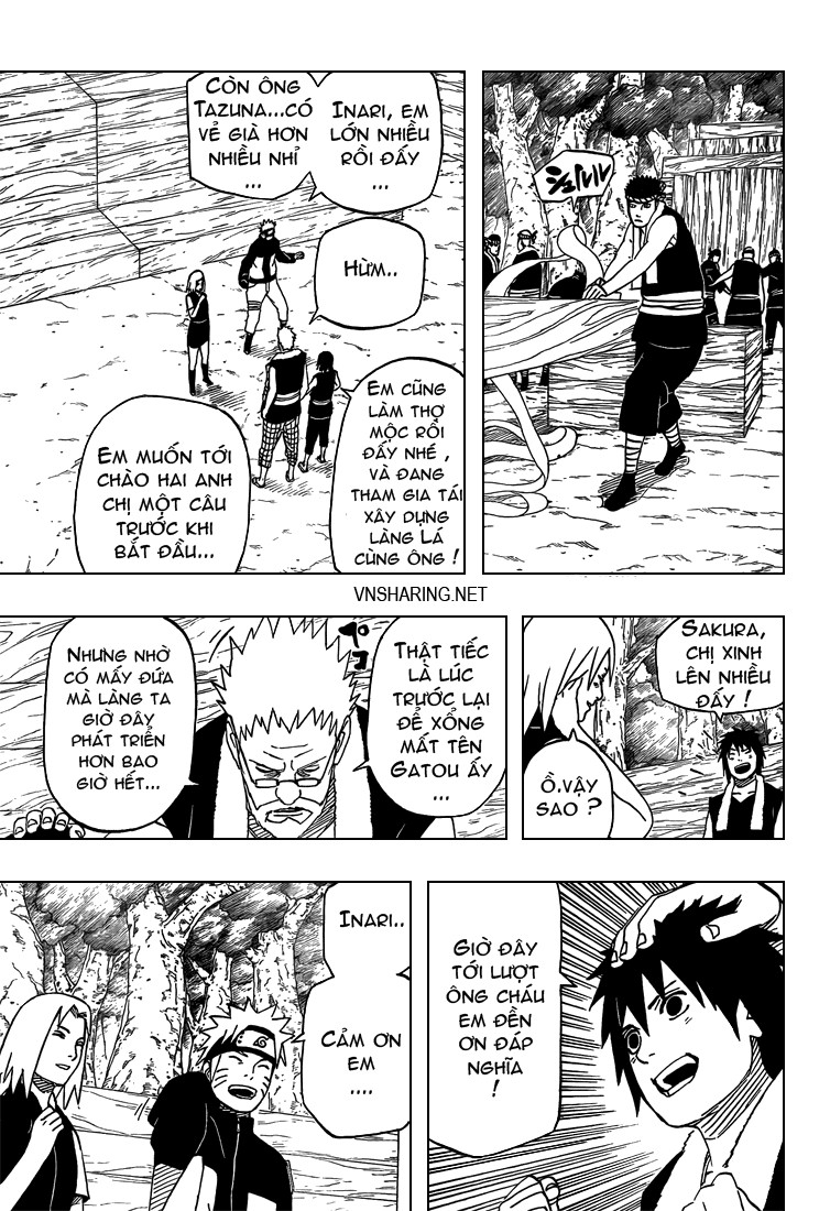 Naruto chap 451 Trang 4 - Mangak.info