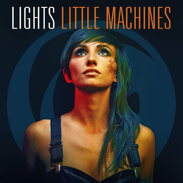 Lights - Little Machines (Deluxe Version) Cover