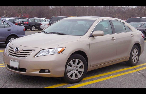 Difference Between Toyota Camry LE And CE