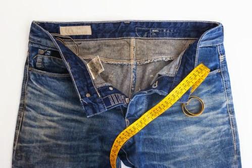 Cómo entender las Tallas de Jeans