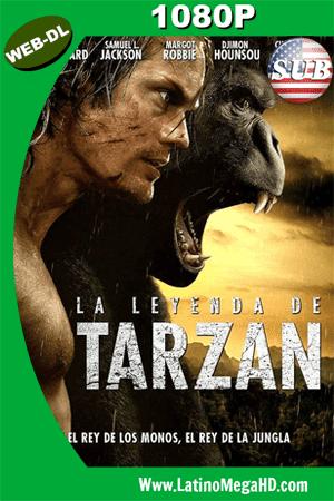 La Leyenda de Tarzan (2016) Subtitulado HD WEB-DL 1080P (2016)
