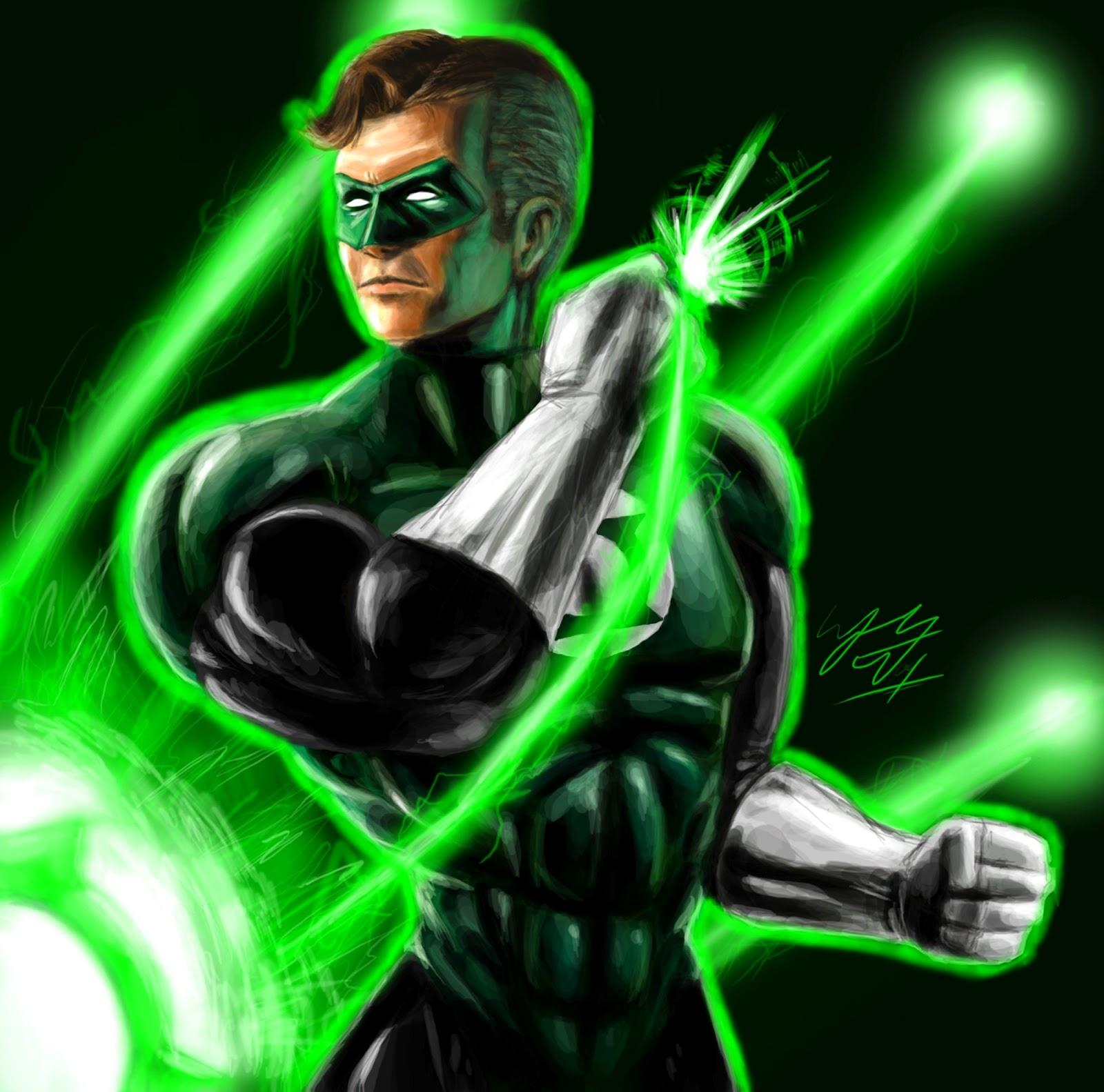 green lante