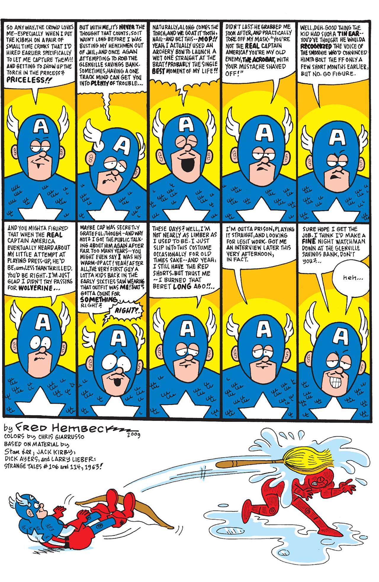 Captain America (2005) Issue #50 #50 - English 40