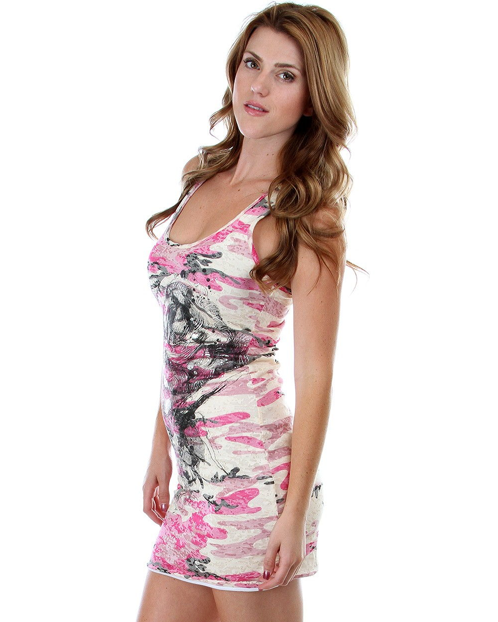 Pink Camo Dresses Images Galleries