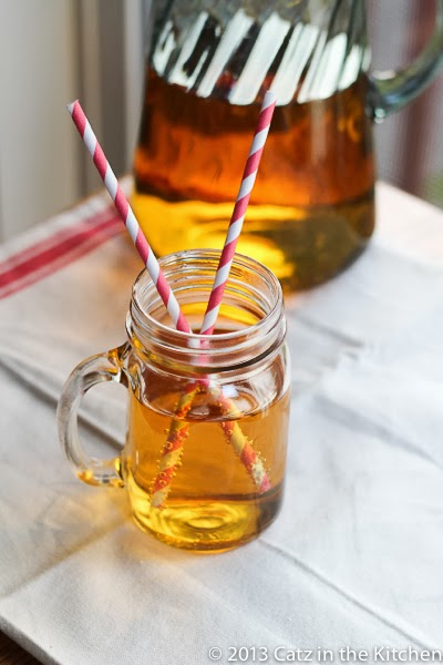 sparkling apple cider recipe