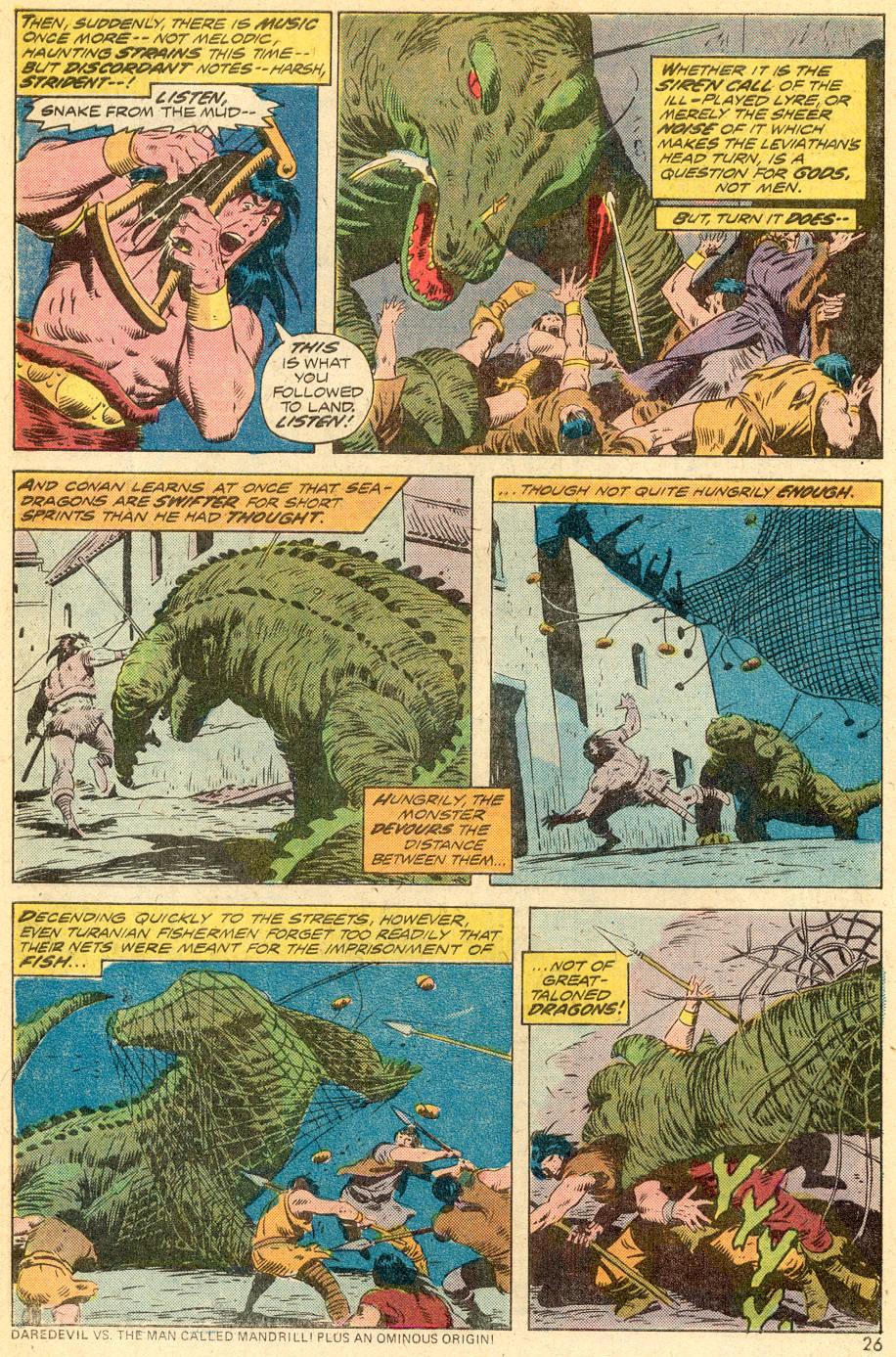 Conan the Barbarian (1970) Issue #39 #51 - English 16