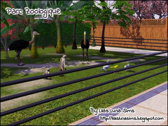 Galerie de Lilas Luna Sims Parc+Zoologique+(14)