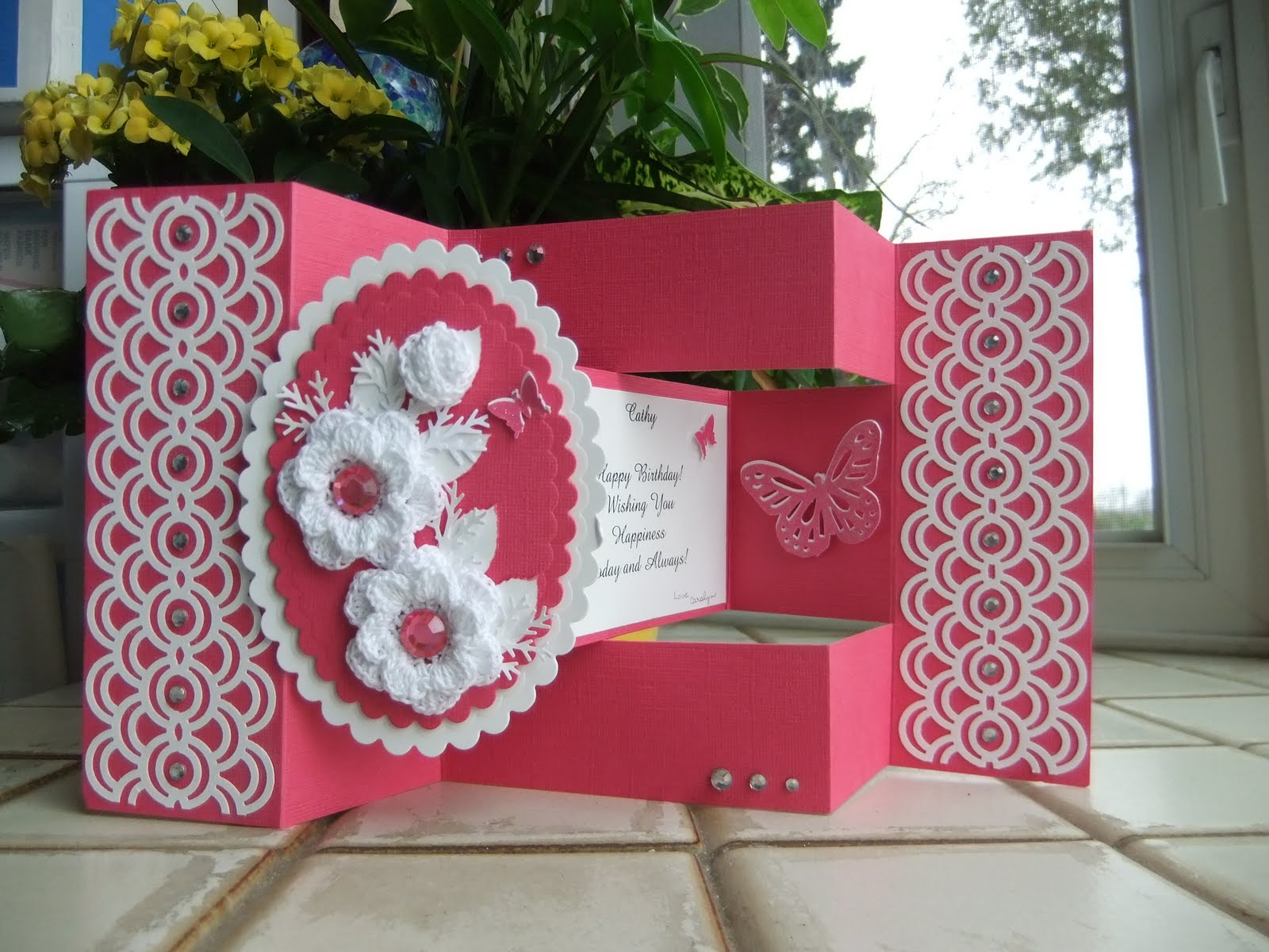 Homemade Birthday Card Ideas For My Mom Bahuma Sticker