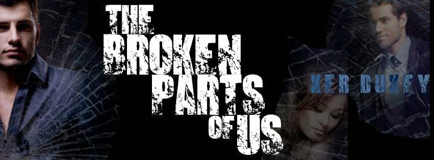 Cover Reveal + Giveaway – The Broken Parts of Us by Ker Dukey