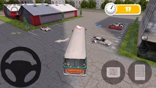 Download Game hd Android Bus Parking HD