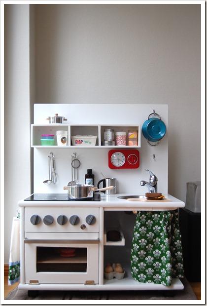 PieluszkoMania Hand Made Kuchnia zabawka nasz pomysł na   -> Kuchnia Ikea Dzieci