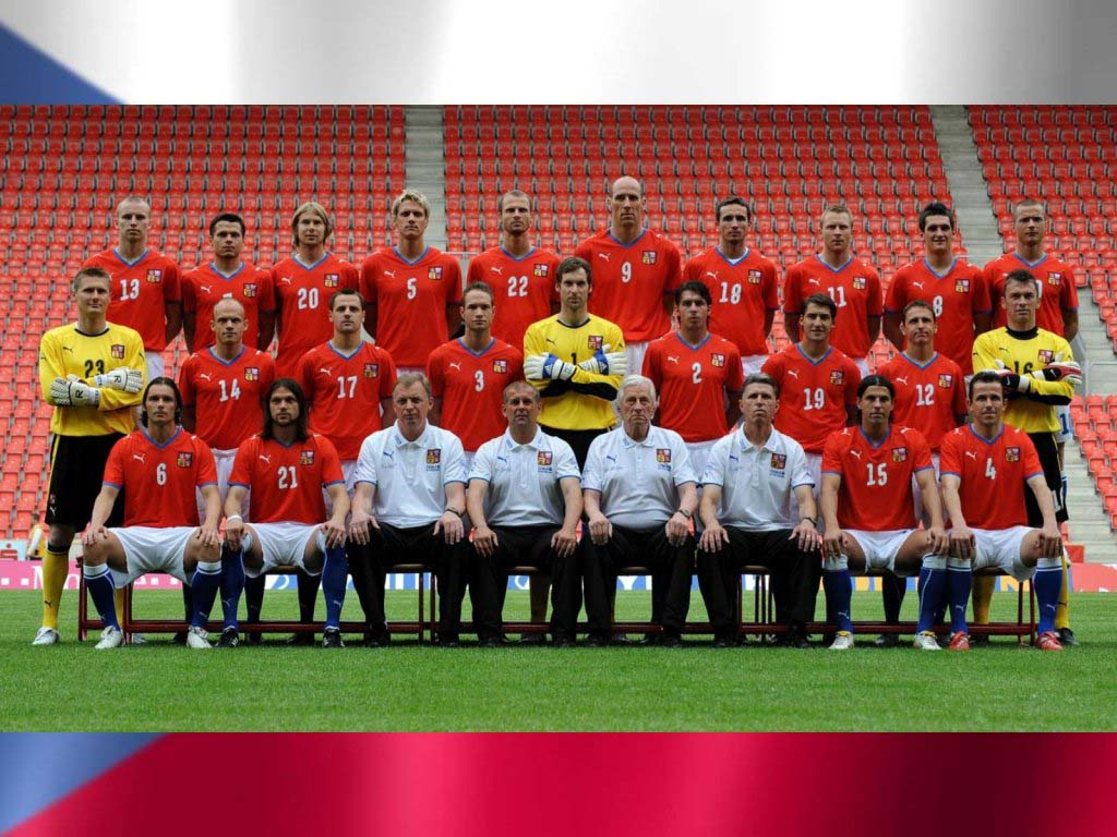 Czechoslavia National Football Team Background 5