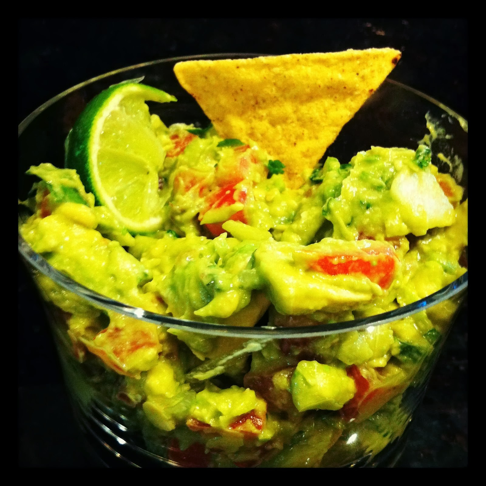 Superbowl guacamole