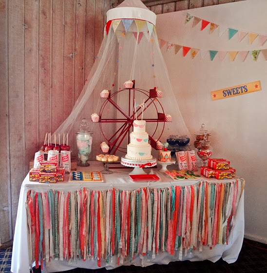 Vintage Circus Party